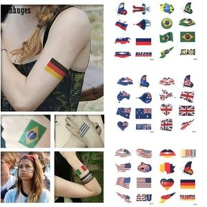 Other - 5/$15 WORLD CUP temporary tattoo sheet body art